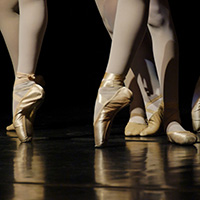 Ballet Slippers - Eric Blochet