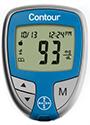 Bayer Contour Glucose Meter