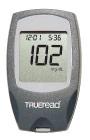TRUEread Blood Glucose Meter