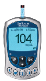 Lifescan One Touch UltraSmart Glucose Meter