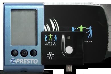 Ambio Health Monitoring System