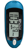 Prodigy Pocket Blood GlucoseMeter