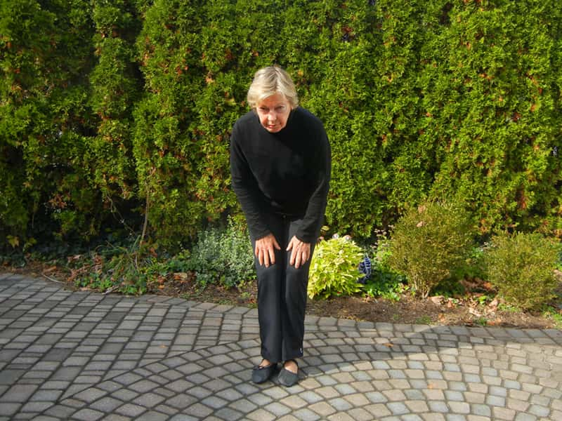 Knee Rotations