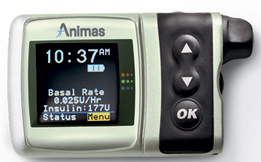 Animas® 2020 Insulin Pump
