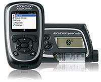 Accu-Chek® Combo Insulin Pump System
