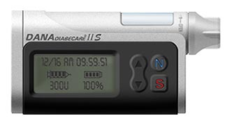 Dana Insulin Pump by Sooil