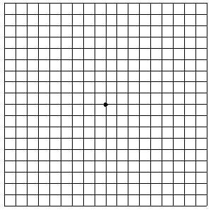 Amsler Grid for eye testing