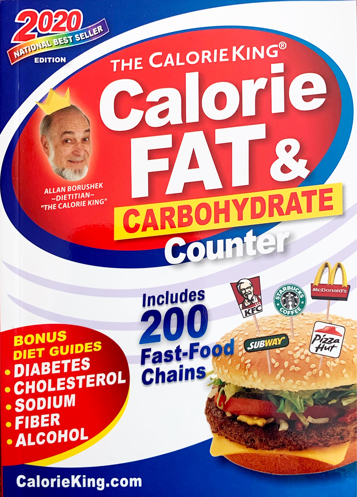 Calorie King Cover