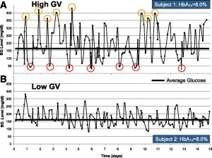 Graph - Timing, Risk Analysis, and Relationship to Hypoglycemia in Diabetes