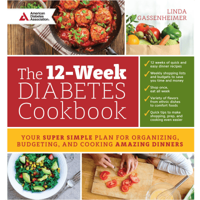 12-Week Diabetes Cookbook
