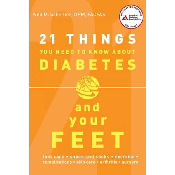 21 Things Diabetes Book Cover