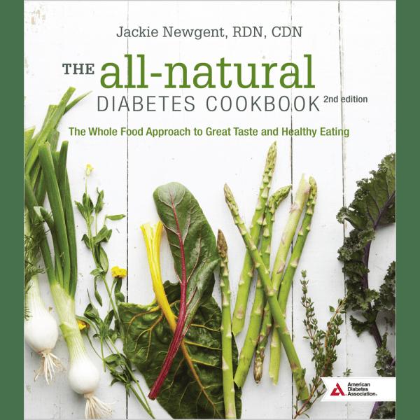 All-Natural Diabetes Cookbook