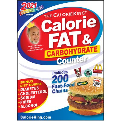 Calorie King Book Cover