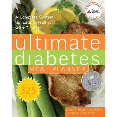 Ultimate Diabetes Meal Planner
