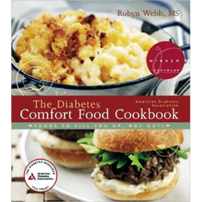 Diabetes Comfort Food Cookbook