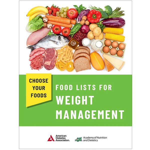 Food List for Weight Management