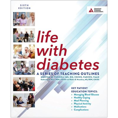 Life with Diabetes Book Cover