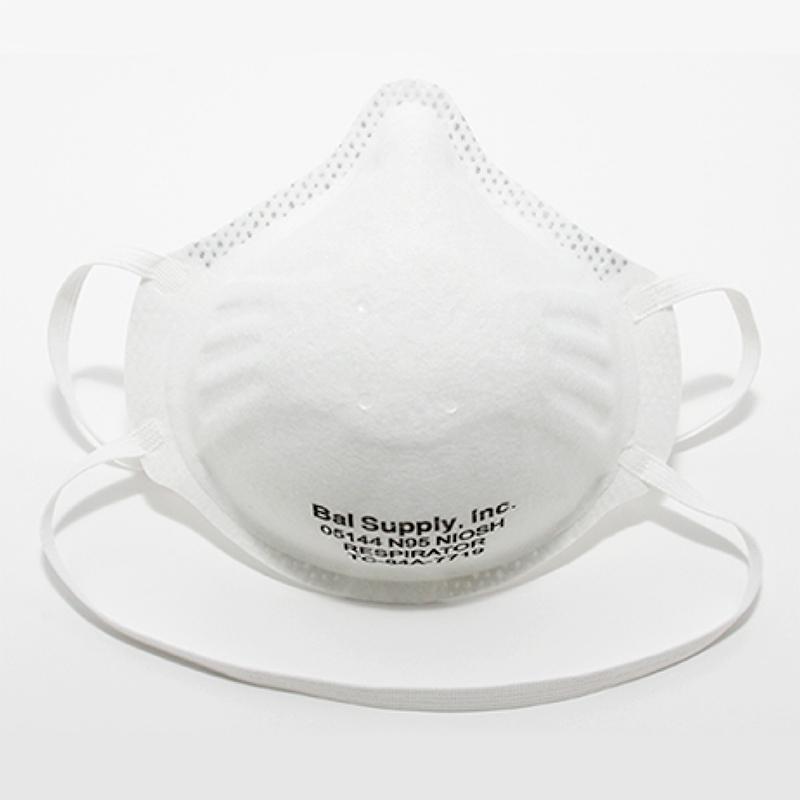 N95 NIOSH Respirator Masks